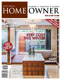 Featured in Home Owner magazine, May 2015